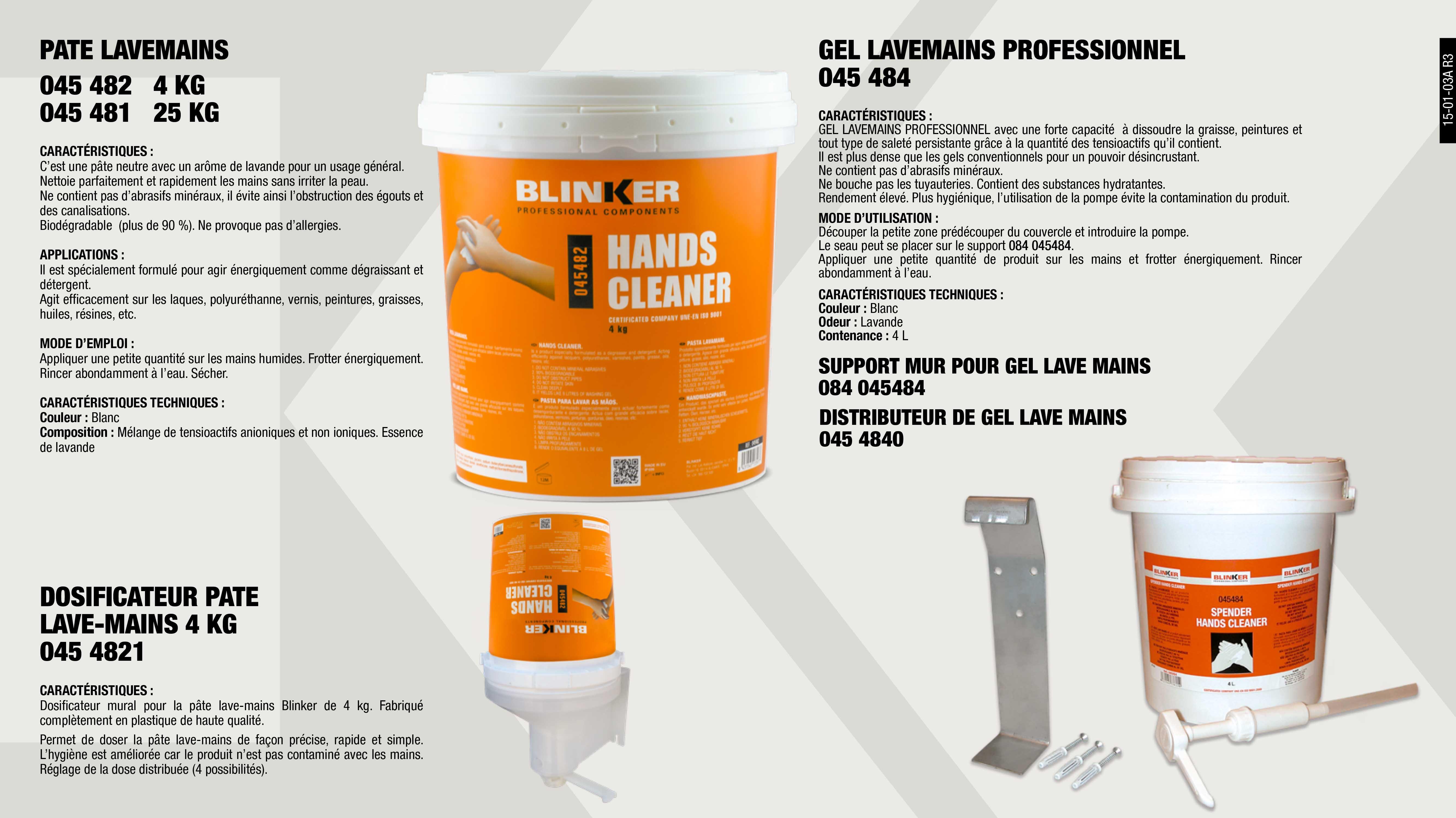 Securite et Hygiene  Hygiène - Blinker 05668a2e84a0