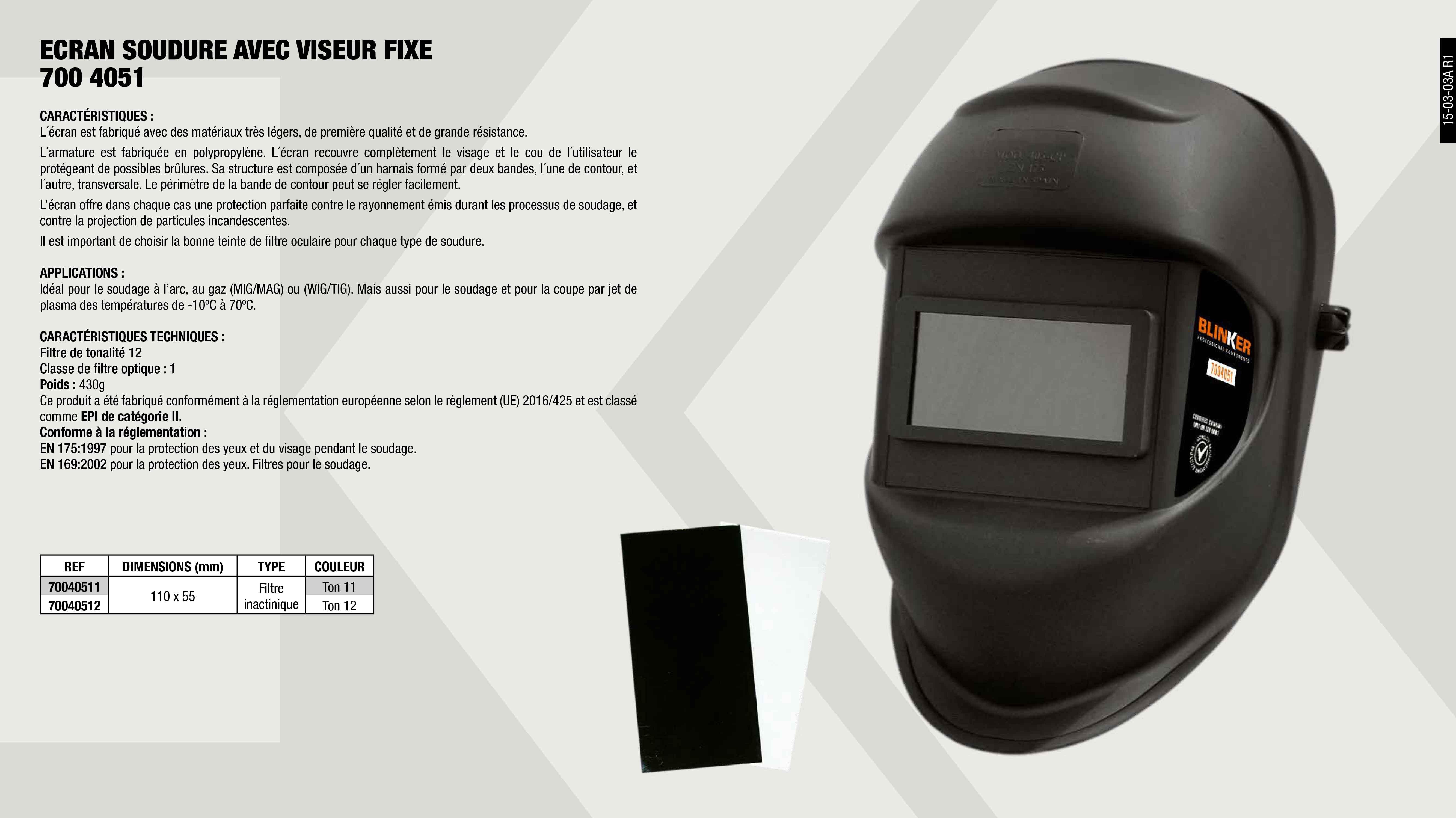 Securite et Hygiene  Gants - Blinker 835240ee345a