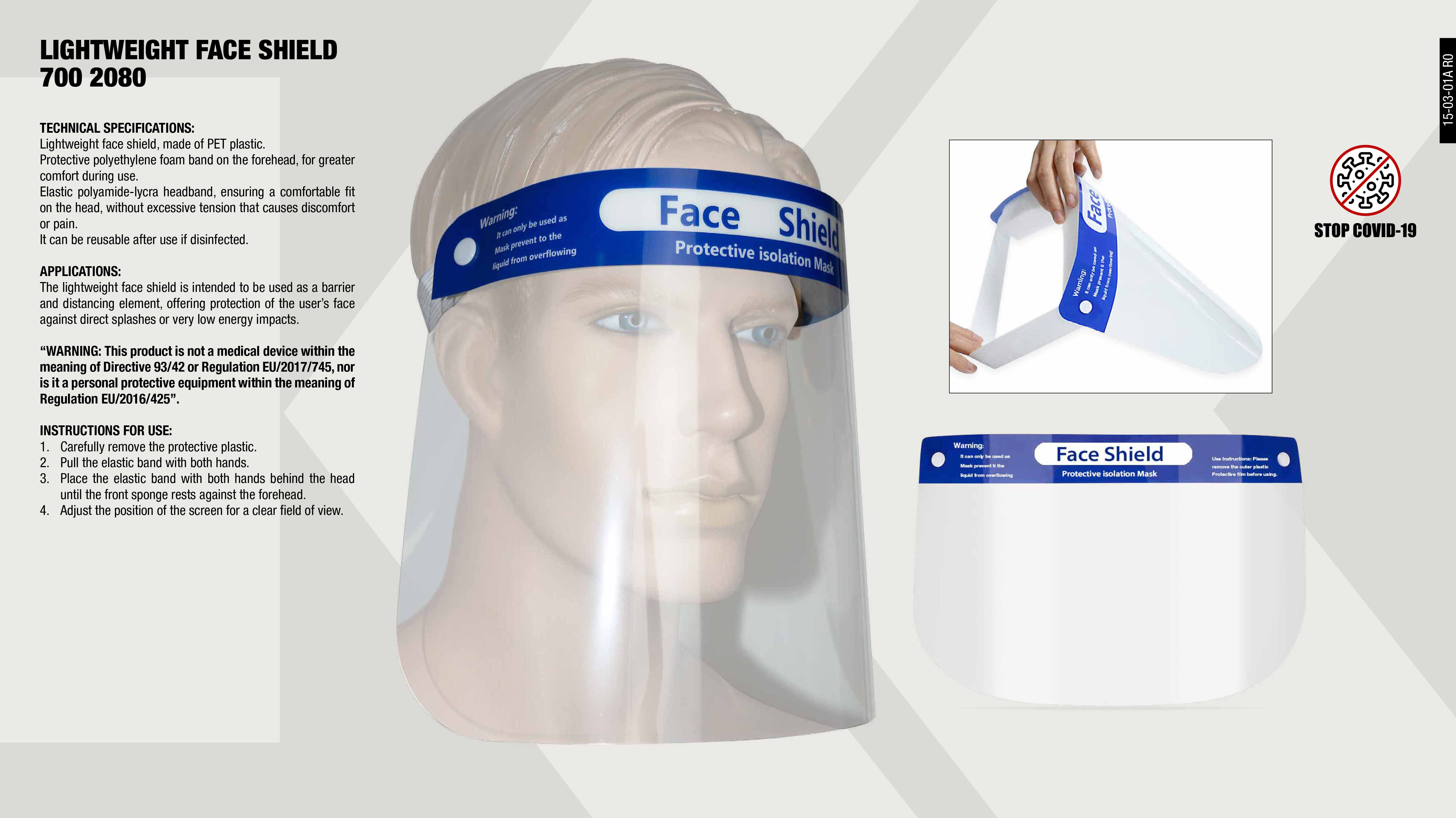 VINILE DISPOSABLE GLOVE - SIZE 7 1/2                        ,  									LATEX DISPOSABLE GLOVES S-9 1/2                             ,  									VINILE DISPOSABLE GLOVES - S-9 1/2                          ,  									LATEX DISPOSABLE GLOVES S-8 1/2                             ,  									VINILE DISPOSABLE GLOVES - S-8 1/2                          ,  									LATEX DISPOSABLE GLOVES S-7 1/2                             ,
